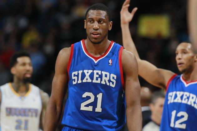 NBA Rumors: Latest Buzz Involving Thaddeus Young, Shawn Marion and More
