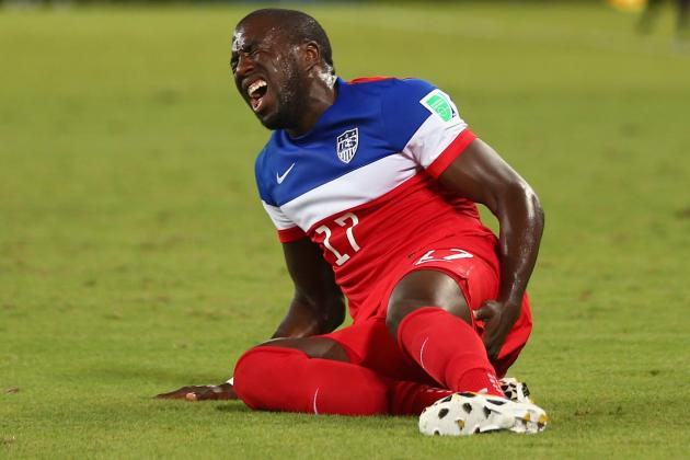 Altidore Putting Tough Year Behind Him