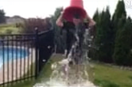 Videos: Ice Bucket Challenge Making Its Way Through Bruins