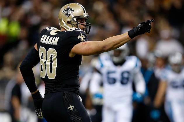 Fantasy Football 2014: Definitive Guide to Drafting a Tight End