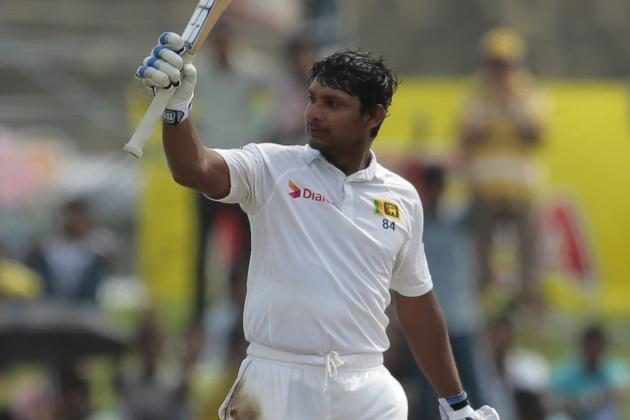 Cricket Statistics: Kumar Sangakkara Getting Better with Age in Vintage 2014