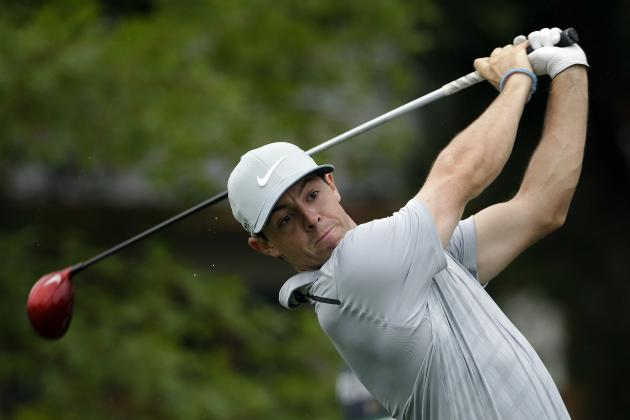 PGA Championship 2014: Live Updates for Day 2 Leaderboard Scores