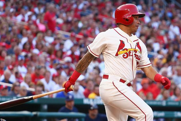 The Key to the Offense of the St. Louis Cardinals