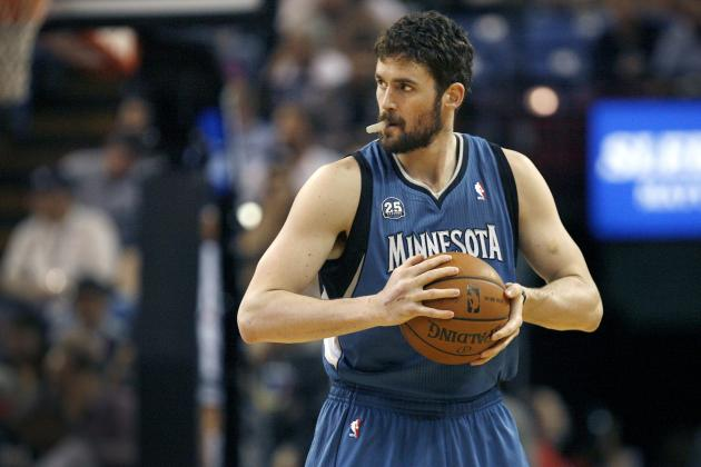 Is There Hope in Sight for Minnesota Timberwolves After Losing Kevin Love?