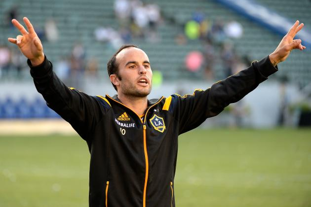 Landon Donovan's Career Runs Parallel with Increasing Success of MLS