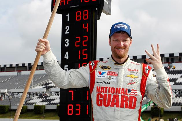 Your Logo Here: A Wish List of New Sponsors for Dale Earnhardt Jr.