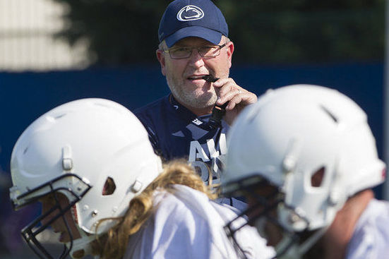 Trust and Chemistry Key for Nittany Lion's Offensive Line