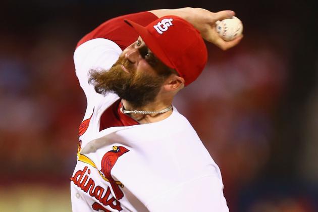 Cardinals Place Jason Motte on DL