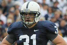 Penn State Football Player Preview: Defensive End Brad Bars