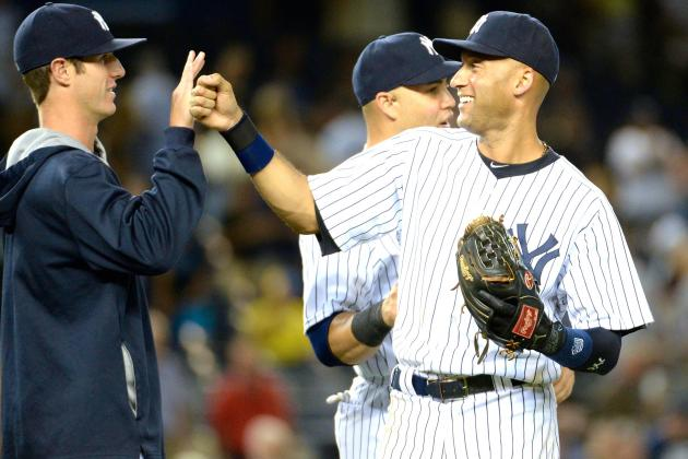 How Are Yankees Staying in Thick of the Playoff Race with Gutted Roster?