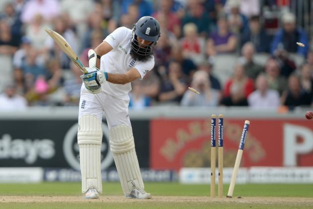 Investigating Moeen Ali Against the Short Ball & His Role in England's Test Team