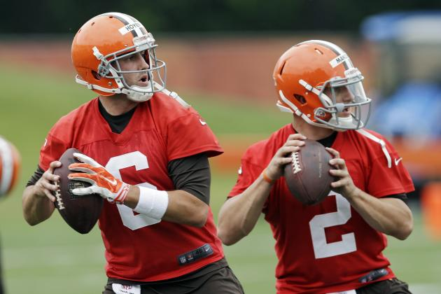 Brian Hoyer Must Clearly Outplay Johnny Manziel in Preseason to Win Starting Job