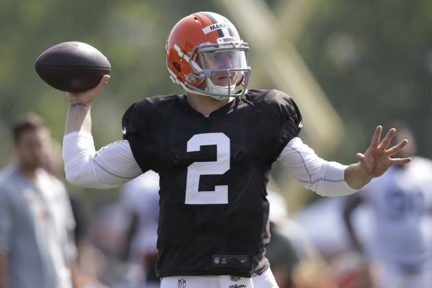 Johnny Manziel's Focus Will Be Severely Tested in Browns Preseason Opener