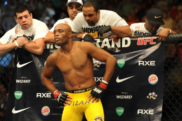 Can Nick Diaz vs. Anderson Silva Pull the UFC out of Its Pay-Per-View Doldrums?