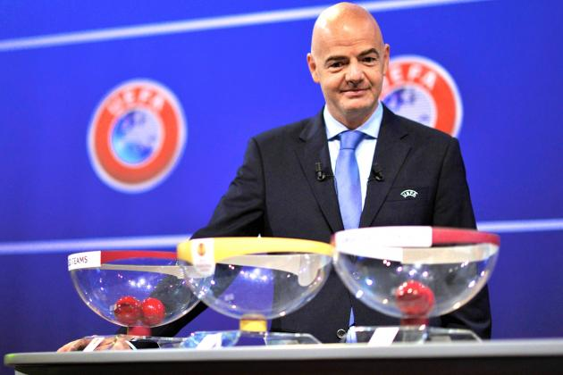 Champions League 2014 Play-Offs Draw: Full List of Fixtures and Dates