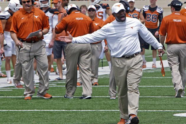 Texas Football: Week 1 Fall Camp Stock Report