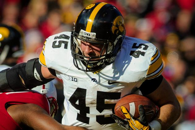 Hawkeyes Have Strong Options in Backfield
