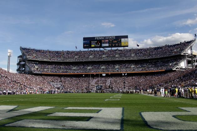 Penn State Fully Supports Newly Purposed NCAA Governance Structure