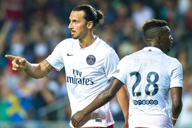 Reims vs. Paris Saint-Germain: Score, Grades and Reaction for Ligue 1 Opener