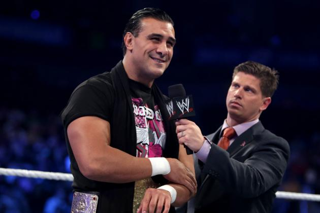 Breaking Down Impact of Alberto Del Rio's Absence from WWE Roster
