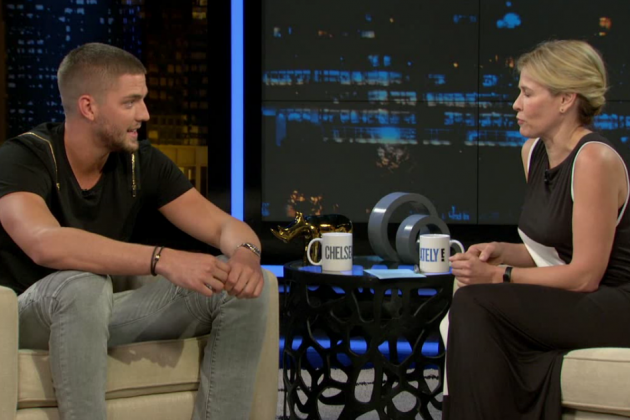 Dallas Mavericks' Chandler Parsons Talks Sex and Kendall Jenner on Chelsea...