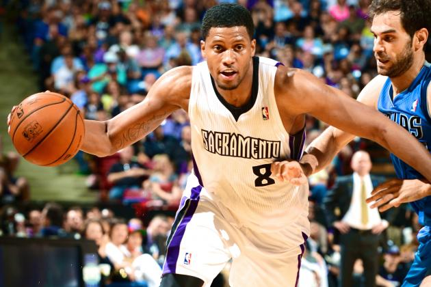 Rudy Gay Replaces Kevin Durant on Team USA's FIBA World Cup Roster