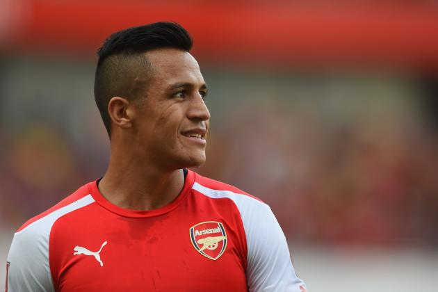 Arsenal vs. Manchester City: How Gunners Will Line Up in Community Shield