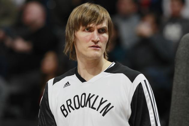 Andrei Kirilenko Upbeat About Brooklyn Nets Prospects ... Despite Pundits