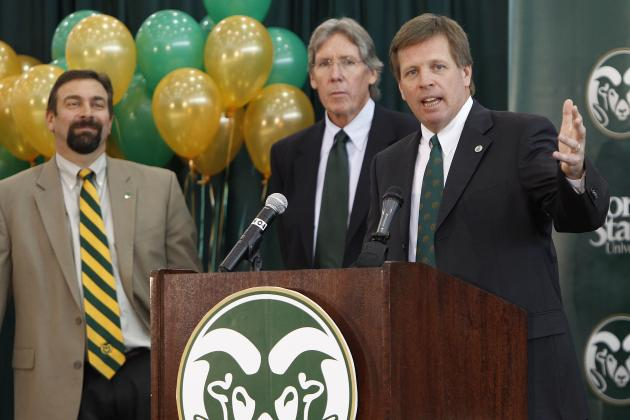 Graham out as CSU Athletic Director