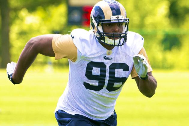 What to Expect from Michael Sam's Preseason Debut with St. Louis Rams