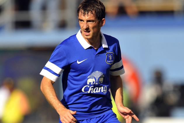 Leighton Baines Says Everton's Ambition Was Key to Him Signing New Deal