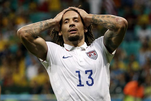 New England Joins the Race to Land USA Midfielder Jermaine Jones