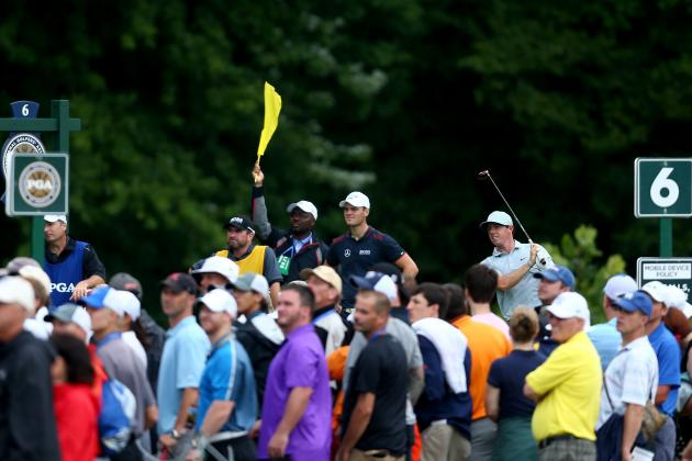 Rory Amazes, Furyk Surprises, Tiger Misses Cut