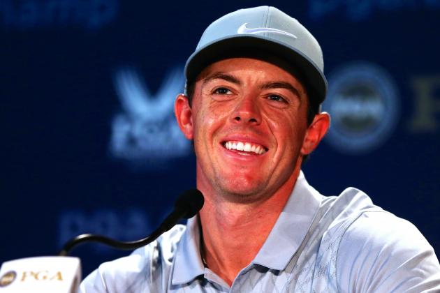 Rory McIlroy Clearly the 2015 Masters Favorite, Despite Bubba's 2 Green Jackets