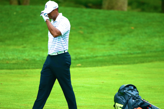 Questions Mount for Struggling Tiger Woods After Missed Cut at PGA Championship