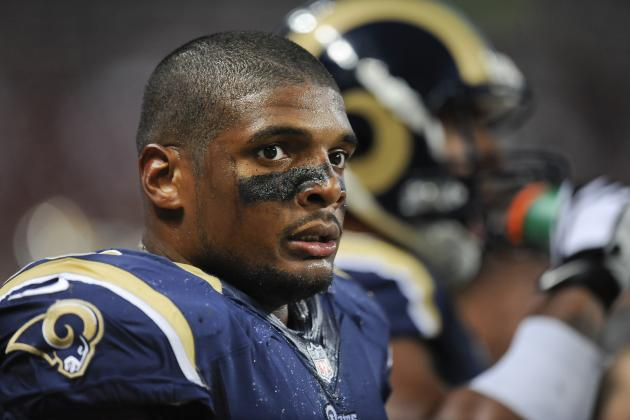 Michael Sam Debuts for Rams: Final Stat Line, Highlights and Twitter Reaction