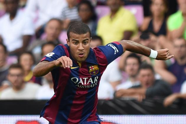 Helsinki vs. Barcelona: Live Score, Highlights for Pre-Season Friendly