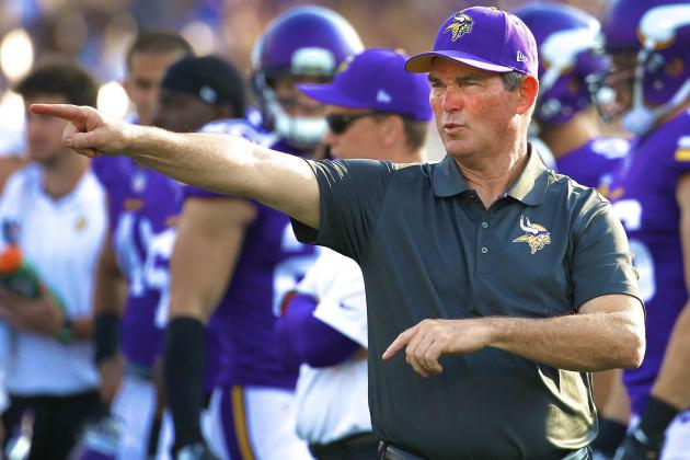 Mike Zimmer Era Begins With Impressive Preseason Opener for Matt Cassel, Vikings