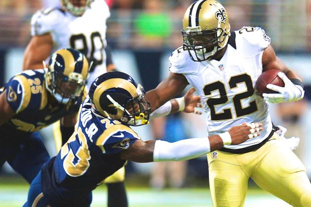 Mark Ingram in Perfect Position to Take Pressure off Renovated Saints Offense