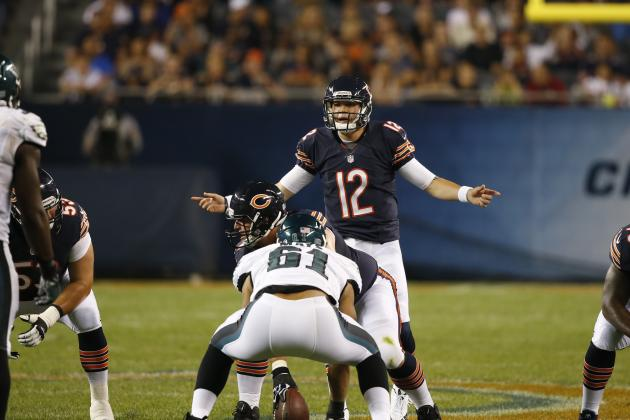 Eagles vs. Bears: Score and Twitter Reaction from 2014 NFL Preseason