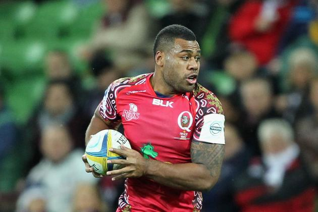 Reds the Next to Target Fiji Talent