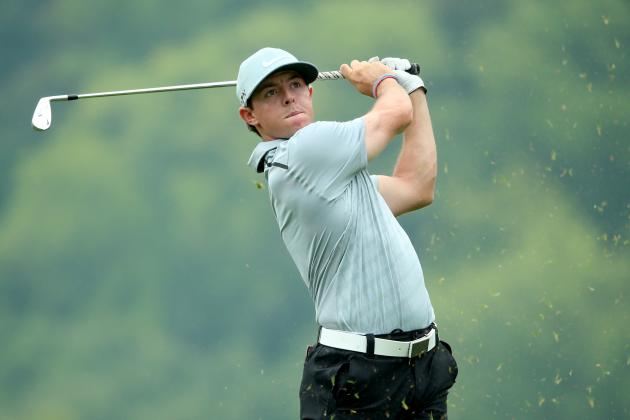 The PGA Championship 2014: Easy-to-View Mobile Updates for Day 3 Leaderboard