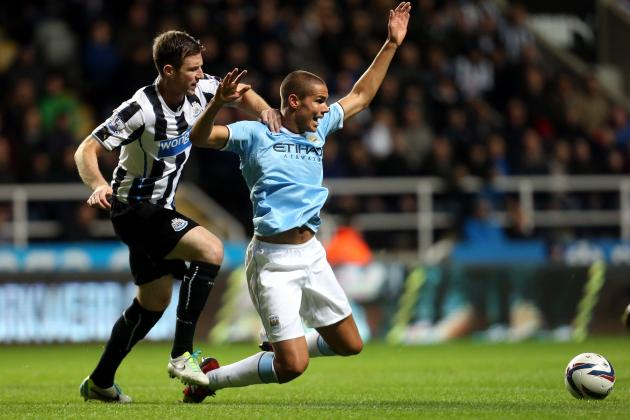 Injuries Cost England's Jack Rodwell at Manchester City, Not His Nationality