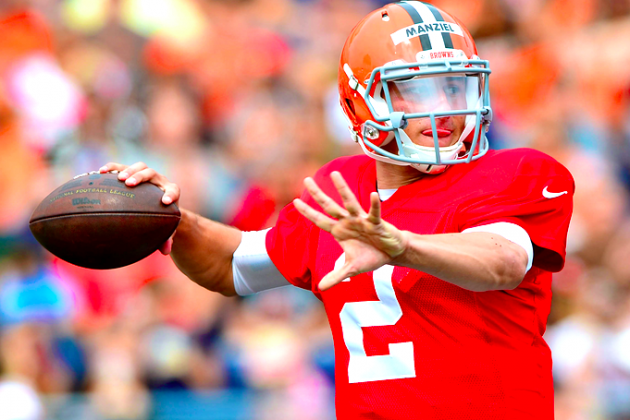 Previewing Johnny Manziel's Preseason Debut