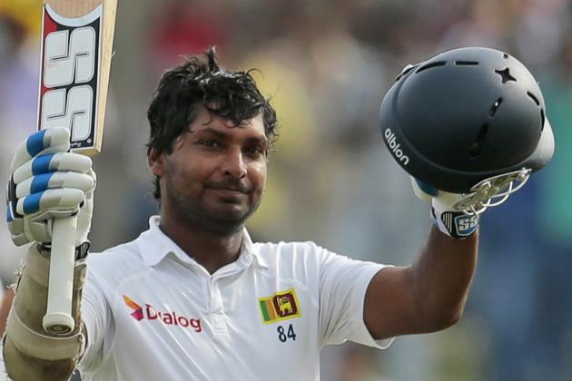 Sri Lanka's Kumar Sangakkara Further Cements His Place at Cricket's Top Table