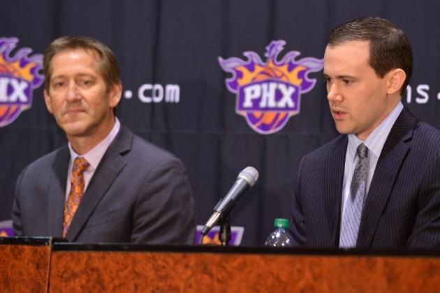 Suns Give Fans Summer of Discontent