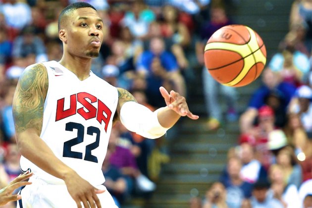 Why Team USA Needs Every Point Guard They Have for FIBA World Cup