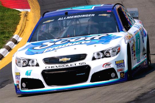NASCAR at Watkins Glen 2014 Qualifying Results: Live Leaderboard Updates