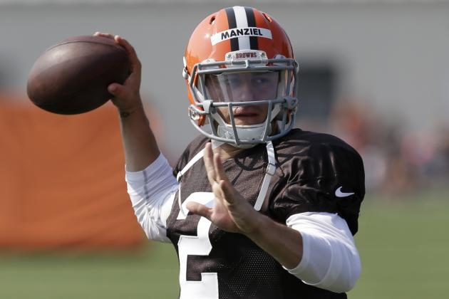 Johnny Manziel's Debut in Browns' Preseason Opener Must Be Put into Perspective