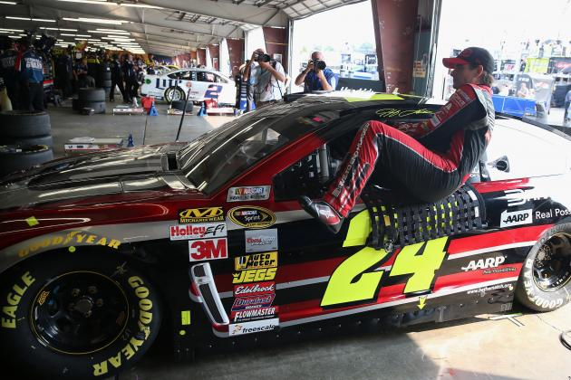 NASCAR at Watkins Glen 2014 Qualifying Results: Live Leaderboard Updates